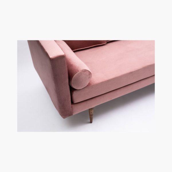 Szófa - rózsaszín