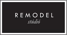 Remodel Stúdió logó